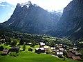 5336 - Grindelwald - Wetterhorn.JPG