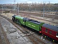 60163 Tornado 12 March 2009 Tyne Yard pic 15.jpg