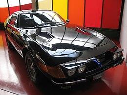 6275 - Luzern - Verkehrshaus - Ferrari 365 GTB4 (Daytona).JPG