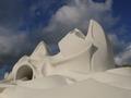 7. Architektur-Skulptur 2009 Epoxidharz, Dispersionsfarbe, 400 x 220 x 110 cm.tif