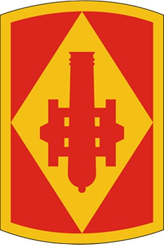 75th Field Artillery Brigade (United States) - Shoulder Sleeve Insignia
