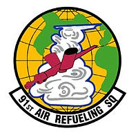 91st Air Refueling Squadron