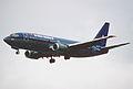 95av - British Midland Airways Boeing 737-300; G-ECAS@LHR;01.06.2000 (5276886864).jpg