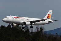EC-LUD - A320 - Iberia Express