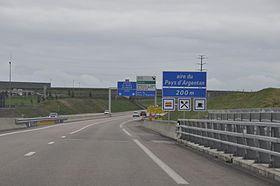 Image illustrative de l'article Autoroute A88 (France)