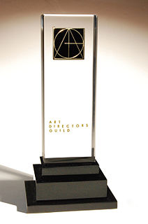 ADG Excellence in Production Design Award ADG Award