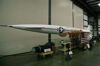 Pratt & Whitney J52 - AGM-28 Hound Dog nuclear cruise missile, powered by the J52-P-3 jet engine.
