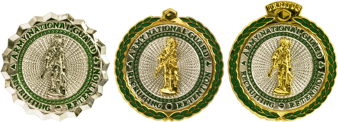 ANG Recruiter Badges