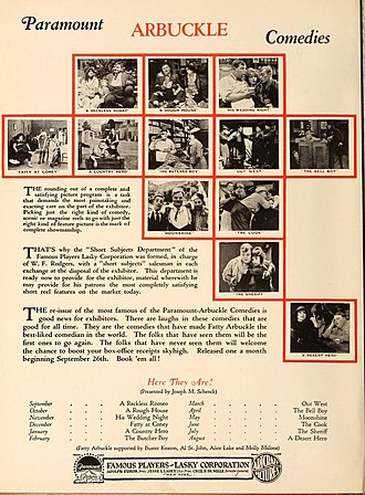 A Country Hero - Image: A Country Hero Motion picture news 1920 paramount arbuckle comedies