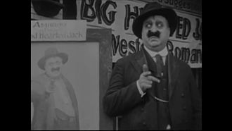 Archivo:A Movie Star (1916).webm