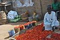 A Nigerian Tomatoes seller on the roadside in Ilorin8.jpg