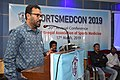 A Sports Journalist Talks on Sudden Death in Sports - SPORTSMEDCON 2019 - SSKM Hospital - Kolkata 2019-03-17 3913.JPG