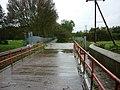 A bridge to Sutton Golf Course - geograph.org.uk - 2099161.jpg