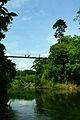 A hanging bridge serves as the major accessway to Kanawan.jpg