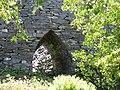 A marvellous dry stone arch at Bryn Hafod-y-Wern Quarry - geograph.org.uk - 827481.jpg