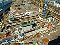 A photo of construction sites in Amsterdam city on Oosterdokseiland, 2005 - high resolution image.jpg