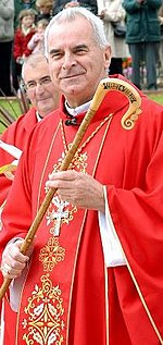 A photo of the Cardinal Keith Michael Patrick O'Brien.jpg