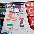 A poster trying to depict the CAA process at Shaheen Bagh protests New Delhi.jpg