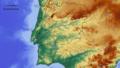 A very broad interpretation of the borders of Conventus Scallabitanus and the Lusitania Province (Interpretation Nº2).png
