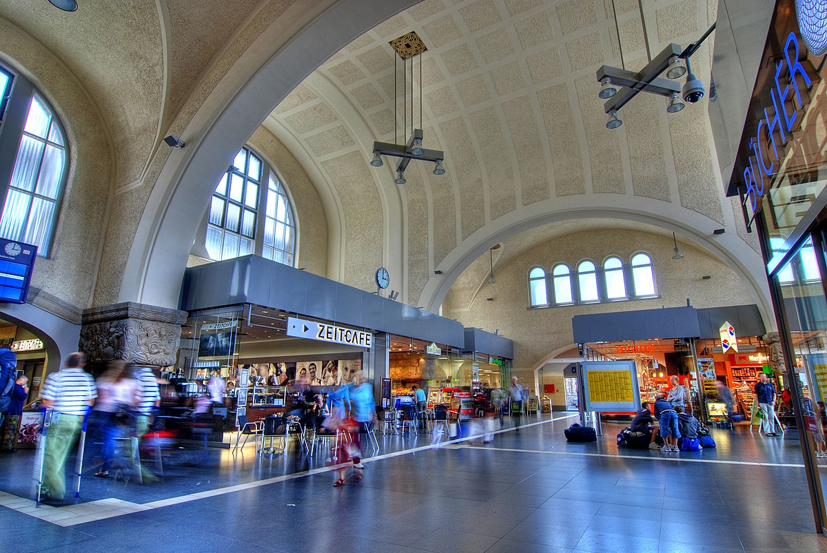 List of railway stations in North Rhine-Westphalia - Wikipedia