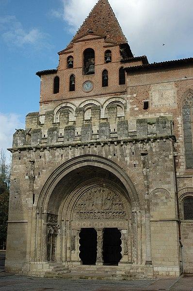 File:Abadia de Saint-Pierre de Moissac - Portalada sud.JPG