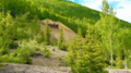Abandoned Mine near Ouray, Colorado, along the Million Dollar Highway.png