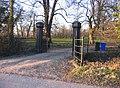 Abbey Gates, Swineshead, Lincs - geograph.org.uk - 171341.jpg