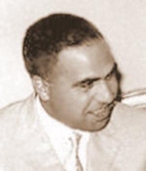 Abdel Hamid al-Sarraj - Sarraj in 1960