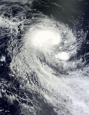 2010–11 Australian region cyclone season - Image: Abele dec 1 2010
