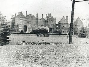 Abney Hall - Abney Hall 1913
