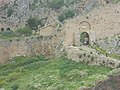 Acrocorinth Entrance (5986592875).jpg