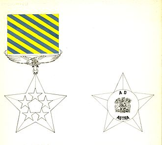 Ad Astra Decoration - First proposed design
