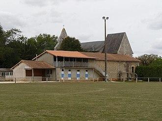 Les Adjots - Image: Adjots stade