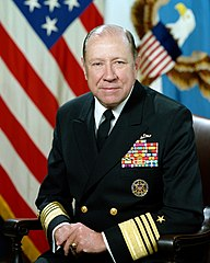 adm. William J. Crowe Jr.
