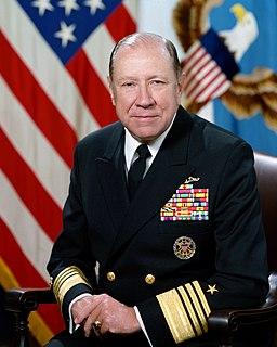 William J. Crowe United States admiral