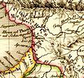 Adrien-Hubert Brué. Asie-Mineure, Armenie, Syrie, Mesopotamie, Caucase. 1822 (BC).jpg
