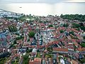 Aerial photograph of Visby, July 2016.jpg