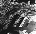 Aerial reconnaissance photo of Gdynia, Poland, in June 1942 (NH 91656).jpg