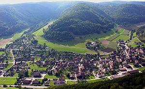 Merishausen - Image: Aerials SH 20.09.2005 15 19 53