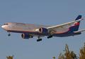 Aeroflot Boeing 767-300ER VP-BDI SVO 2006-3-17.png