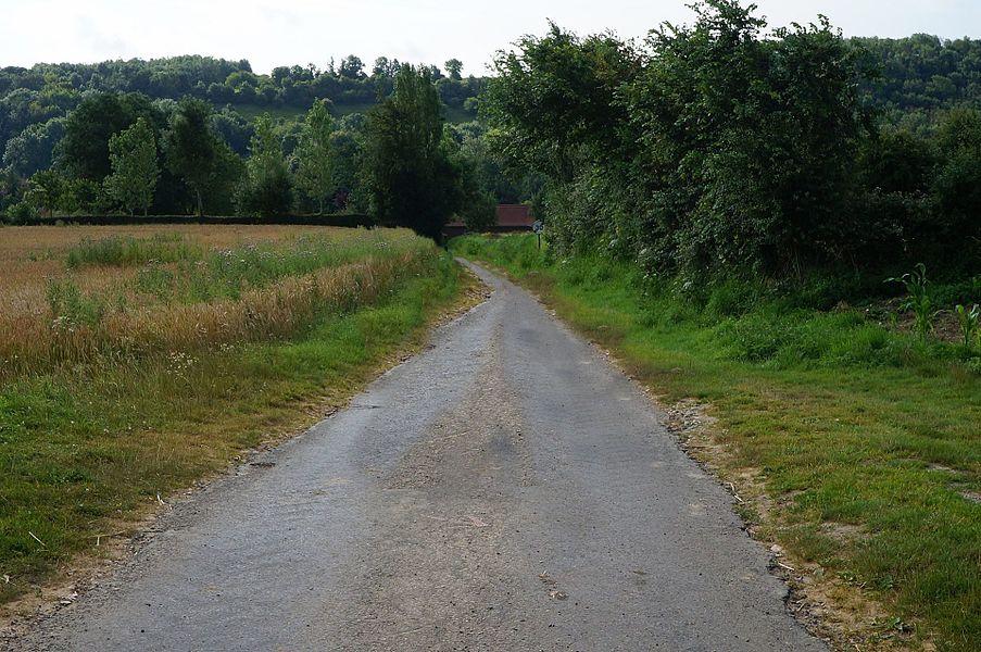La Vallée du Bléquin Affringues  Pas-de-Calais Hauts-de-France