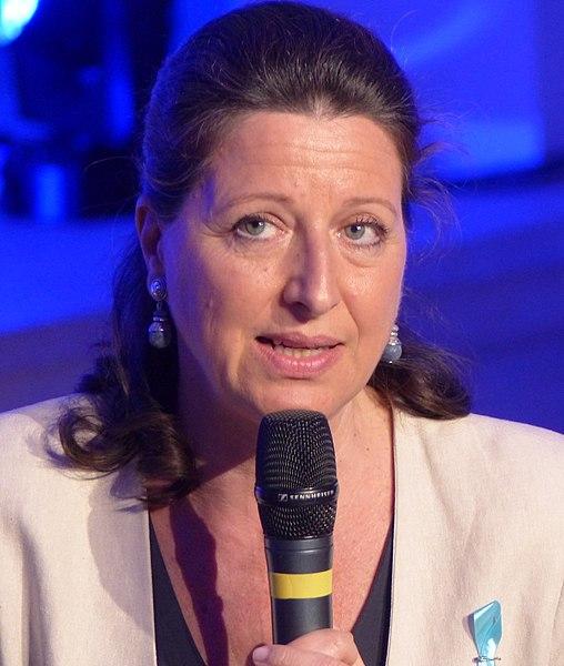 File:Agnès Buzyn 2018-04-06 lancement stratégie autisme 2018-2022 (cropped).jpg