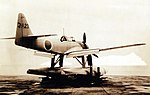 """Aichi E13A """"Jake"""" captured on Kwajalein in the Marshall Islands (1).jpg"""