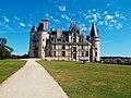 Aile sud château de la Rochefoucauld vue d'ensemble.jpg