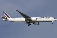 F-GZND - B77W - Air France