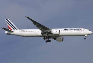 Air France Boeing 777-300ER F-GZND SIN 2009-5-10.png