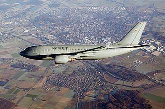Airbus A310 MRTT - A310 MRTT of the German Luftwaffe