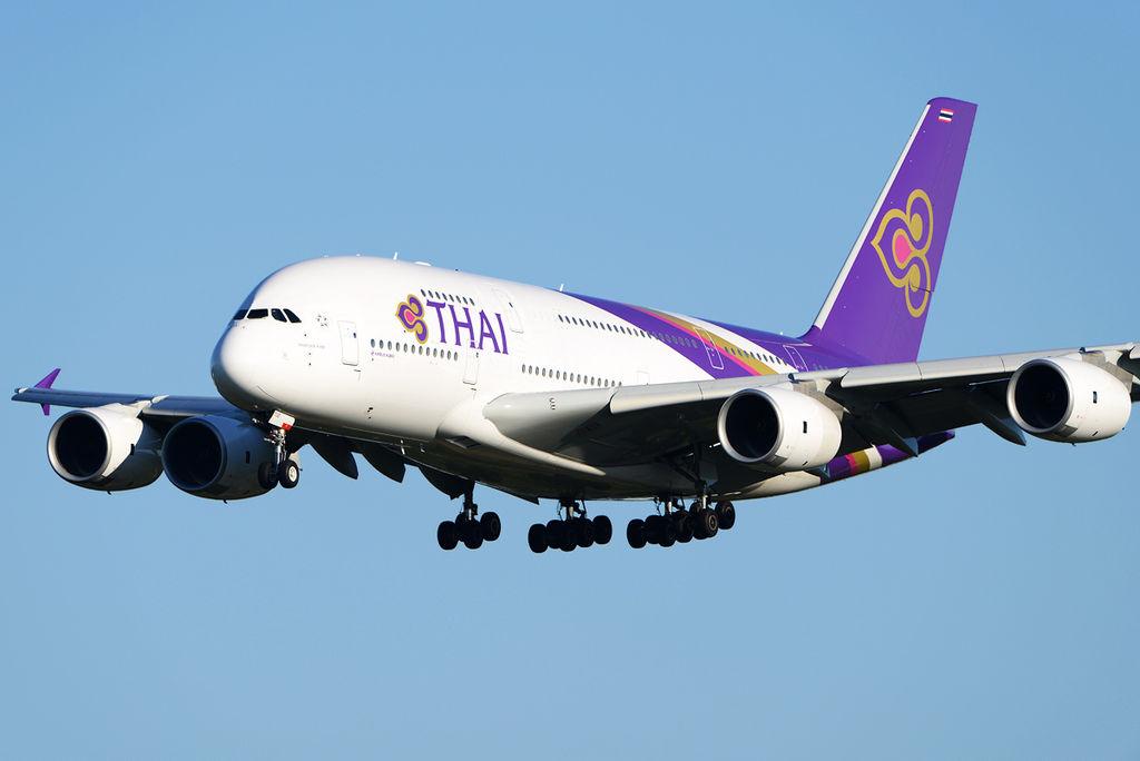Airbus A380-841, Thai Airways International AN2334366
