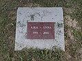 Ajka-Unna 1991-2001 emléktábla, Templomdomb, 2019 Ajka.jpg
