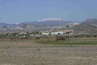 Ak-Dovurak Town in Tuva, Russia